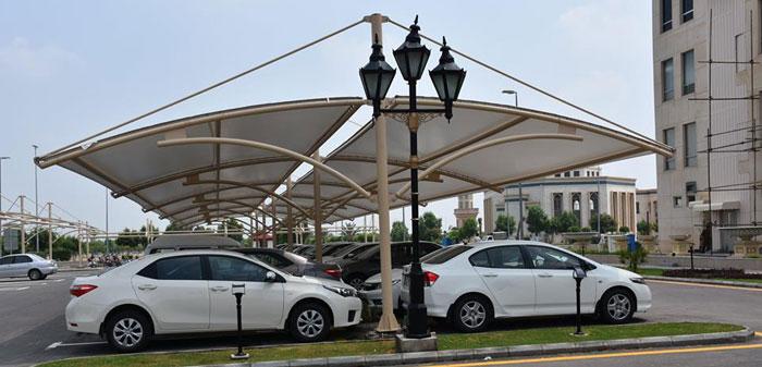 Car Parking Shade Strucutres