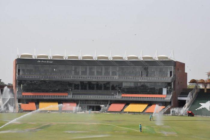 gaddafi stadium tensile fabric shade